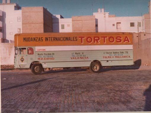 Camión retro Tortosa